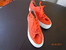 New Look Damen Sneakers Gr: 37; Orange