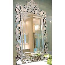 "Ablaze Art Deco Contemporary Sylvia Mirror MIRRORS ""NEW"""