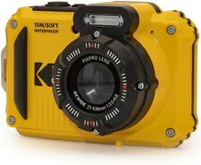 KODAK PIXPRO WPZ2 Rugged Waterproof Digital Camera 16MP 4X Optical Zoom 2.7
