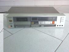 SONY TC-FX66 PIASTRA REGISTRATORE STEREO CASSETTE DECK