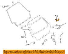 SUBARU OEM Impreza Liftgate Tailgate Hatch-Handle Outside Exterior 63160FE000TG