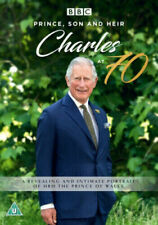 Prince Son and Heir Charles at 70 DVD 2018 Region 2