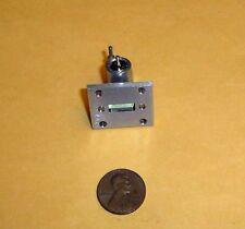 K-Band Microwave Gunn Oscillator 5mW@24.15GHz by ALPHA - NOS