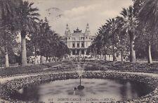 Monte Carlo - Le Casino  , Ansichtskarte, gelaufen