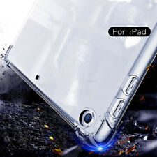 Clear case cover for iPad 1 2 3 4 5 6 mini5 12.9 10.5 Air Pro crystal Shockproof