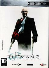 JEU PC CD ROM../...HITMAN 2......SILENT ASSASSIN.....