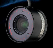 Schneider CCTV Cinegon 8mm f1.4 C-mount lens with auto aperture