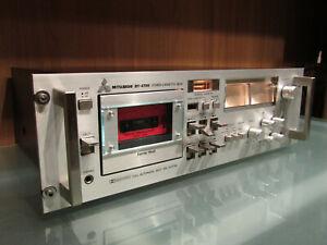 Piastra di registrazione a cassette Mitsubishi DT-4700