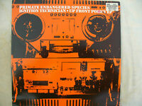 "PRIMATE ENDANGERED SPECIES 12"" IGNITION TECHNICIAN / UP FRONT POLICY EP"