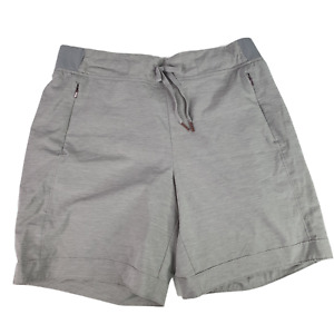 Calia By Carrie Underwood Anywhere Bermuda Shorts Stretch Heathered Gray Large