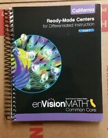 enVision Math Grade 5 California Ready-Made Centers Common Core 0328790257