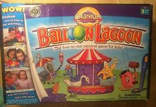 Cranium Balloon Lagoon The Four In One Carnival Board Game For Kids Complete
