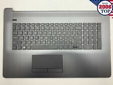 NEW HP 17BY 17-BY 17-CA Palmrest Non-Backlit Keyboard & Touchpad L22750-001 USA