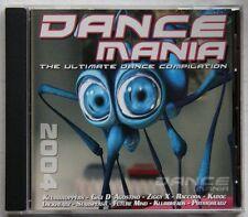 Dance Mania programmazione a oggetti CD MINT klubbhoppers Gigi D'Agostino Ziggy x Future Mind