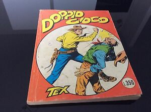 Tex Necklace Giant Nr ° 6 - Double Play - Lire 350 Agosto 1964