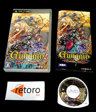 GUNGNIR MASOU NO GUNSIN TO EIYU SENSOU SONY PlayStation PSP Portable JAP Free Re