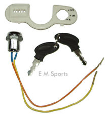 E Electric Scooter Moped Bike Keys Ignition Set Parts