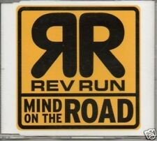 (914L) Rev Run, Mind On The Road - 2005 DJ CD