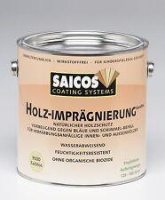 Saicos Holz-Imprägnierung biozidfrei 9000 2,5L