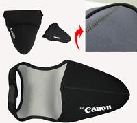 Neoprene Camera Cover Case Bag for Canon EOS SLR / DSLR