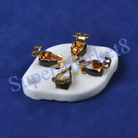 1pc U4A Base Tube Ceramic Socket 4pin For 300B 572B 811A Gold Plated