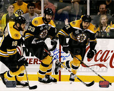 Zdeno Chara Boston Bruins signed Cup 8x10 Lucic Horton