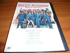 Police Academy (DVD, Full Frame 1997) Steve Guttenberg, Kim Cattrall Used
