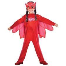 Costumi e travestimenti vestito rosso Amscan per carnevale e teatro per bambine e ragazze