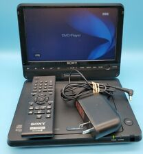 "Sony Portable CD/DVD Player 9"" DVP-FX970 Includes Remote and AC Adapter/Charger"