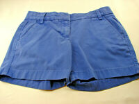 J Crew Royal Blue Broken-In Chino Size 00 ( 28in Waist 5in Inseam )