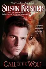 Call Of The Wolf by Susan Krinard SC new