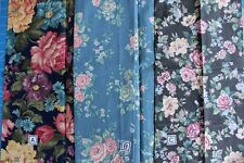 Patchwork Fabric - Assorted  'Roses' Fabric Pack -  P84