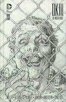 BATMAN DARK KNIGHT III THE MASTER RACE BOOK 4 COLLECTORS ED HARDCOVER - SEALED