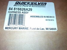 New Mercury Quicksilver Harness Assembly - 84-816626A29