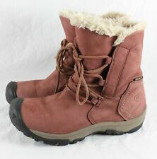 Keen Dry Warm 200 Gram Insulation Womens Boots Size 8.5