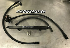 K Series Fuel System / K Tuned 6AN Fuel Rail for Honda Civic Integra EG EK DC