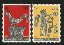 Ireland 1981 Europa/Folklore/Art--Attractive Topical (496-97) MNH