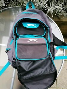 Boys Slazenger School Backpack Sports Bag, used,very good condition.