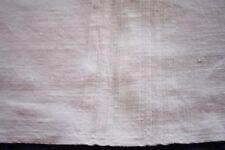 Nappe N°56 ancienne en lin 185 x 112 cm liteaux