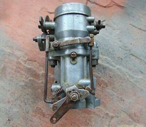Zenith 36VEI Carburettor C762 Austin 14 Goodwood 1938 - 1939 Classic Vintage