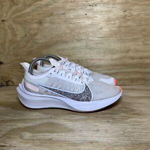 Nike Women's Zoom Gravity Shoes Size 10 Summit White Athletic BQ3203-101