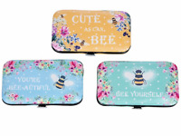Bumble bee cute manicure set nail care pedicure travel ladies girls present gift