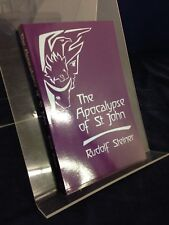The Apocalypse of St. John by Rudolf Steiner (1993) PB 190111