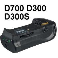 Vivitar Series 1 VIV-PG-D700 Nikon D300 D300S D700 Deluxe Battery Power Grip