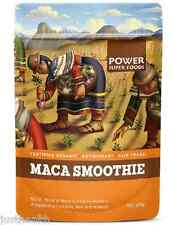 Organic Maca & Cacao Powder - Smoothie Blend 250g Power Super Foods| Superfoods