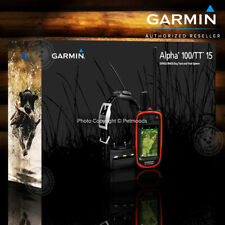 Garmin Alpha 100 TT 15 Dog GPS E-Collar Bundle