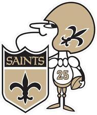 New Orleans Saints Decal ~ Car / Truck Vinyl Bumper Sticker - Wall Graphics