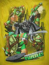 Nickelodeon Teenage Mutant Nija Turtles T-Shirt size 10/12 FREE Shipping NWOT
