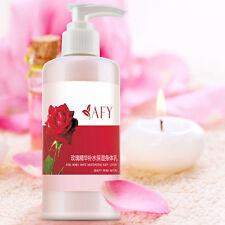 AFY Oil Rose Honey White Moisturizing Body Lotion Whitening Dark Dpots Skin Care