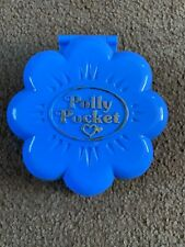 Vintage Bluebird 1990 Polly Pocket Fifi's Parisian Apartment 95% COMPLETE